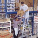 نردبان فروشگاهی